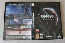 Mass Effect Andromeda PC DVD BOX