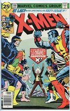 X-Men #100 ORIGINAL MARVEL COMIC BOOK 1976 VF - NEAR MINT WT PGS ORIGIN PHOENIX