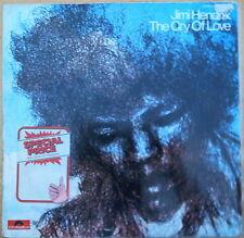Scarce German Polydor - Jimi Hendrix - The Cry of Love - VG++ Vinyl!!