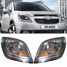 OEM Genuine Parts Head Light Front Lamp LH+RH Assy for CHEVROLET 2015-16 Orlando