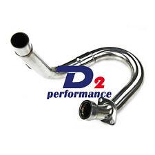 S/S Header Exhaust Head Pipe For 2000-2013 01 02 Suzuki DRZ400 DRZ400S DRZ400SM