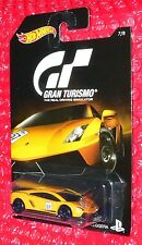 Hot Wheels GRAN TURISMO Lamborghini Gallardo LP 570-4 Superleggera #7 DJL19-0910