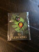 Disney - Mondo - Rafiki & Simba Bugs 2-Pin Set - The Lion king