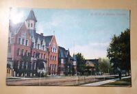 Canada YMCA London 1909 Stedman Bros. Brantford Made in Germany Postcard