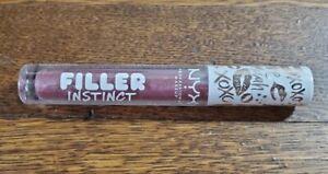 NYX Cosmetics Filler Instinct Plumping Lip Polish ~ Major Mouthage FIPLP06 ~