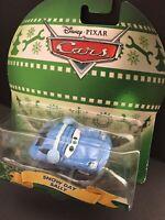 New Disney Pixar Cars Holiday Snow Day Sally Die Cast Vehicle