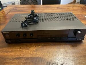 Technics SU-500 Stereo Integrated Amplifier - Vintage Made in Japan with manual