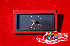 Ford Falcon - Dashboard Dummy Clock Face suit XW XY GT GS ZC ZD Fairlane VDO