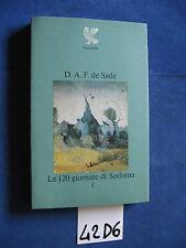 D.A.F. de Sade LE 120 GIORNATE DI SODOMA
