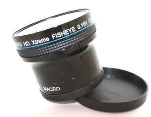 Pro HD 0.15x Xtreme Fisheye Lens for Canon EOS Rebel T4i