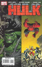 HULK red #7 1st print LOEB ART ADAMS FRANK CHO COVER MARVEL COMIC BOOK movie