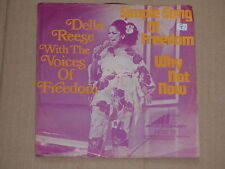 """DELLA REESE WITH THE VOICES OF FREEDOM -Simple Song Of Freedom- 7"""" 45"""