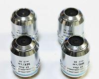 ONE NIKON CF Plan 50x/0.80 BD Microscope objective Lens WD 0.54