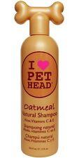 PET HEAD Dog Shampoo ~ Oatmeal Natural Shampoo for Sensitive Skin