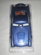 Disney Cars 2 Classic Finn McMissile Ridemakerz RC Shell NIB Blue Ridemakers NEW