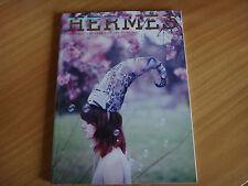 HERMES  MAGAZINE,CATALOG (FASHION, SCARVES, ART)- WINTER 2012
