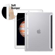 Apple Ipad Pro 12.9 Estuche Protector de espalda cubierta de parachoques Ajuste Con Teclado Smart