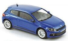 VW Scirocco 2008 - Risingblue Meta - 1/43 Die cast car Voiture miniature - NEUF