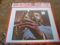 JOHN COLTRANE Giant Steps LP ATLANTIC reissue jazz new sealed vinyl record