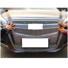 3x For Chevrolet Malibu 2011-2014 Car Grille Metal Cellular Network Grid Frame