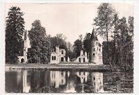 chateau royal du vivier-en-brie ,fontenay-tresigny , ensemble des ruines