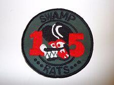 b7747 US Navy Vietnam River Assault Squadron 15 Swamp Rats IR26D