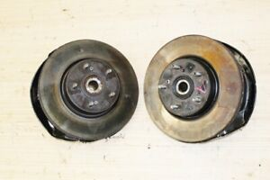 JDM 02-04 Honda Acura RSX DC5 Type R Front LH RH Spindles Rotors Hubs Ball Joint
