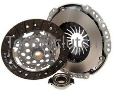 3 PIECE CLUTCH KIT INC BEARING 240MM FOR A NISSAN ALMERA 2.2 DCI