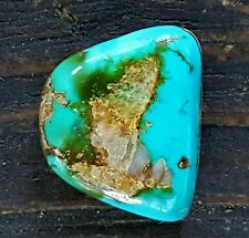 Royston Turquoise Cabochon, 16.2ct 100% Natural Royston Beauty!!