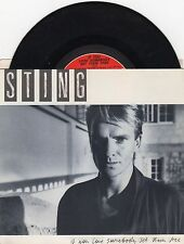 Sting-If You Love Somebody Set Them Free (MINT)
