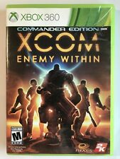 XBOX 360 Game: XCOM ENEMY WITHIN  Rated M