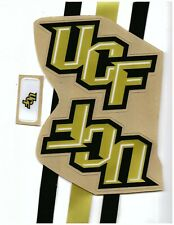 UCF Central Florida Football Helmet Decals Free Shipping