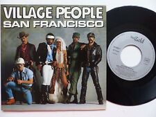 VILLAGE PEOPLE San Francisco 874902 7 Pressage France RRR