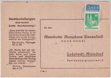 Bizone/Bauten, Mi. 80eg, EF, Waldmössingen/Württ.,