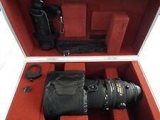 [Near Mint] Nikon AF NIKKOR 300mm F2.8 ED IF (New) w/Case CT-303  From Japan""