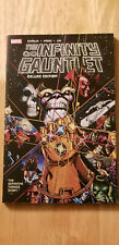 INFINITY GAUNTLET DELUXE EDITION~ STARLIN & PEREZ ~ MARVEL TPB NEW (ISSUE 1-6)