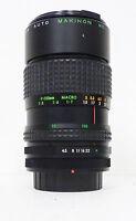 Makinon 75-150mm F4.5 Canon FD Mount in Excellent Condition