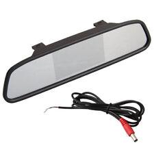 "4.3 ""TFT LCD Display Monitor rearview mirror rearview mirror AUTO CAR DVD AV CQ"