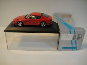 --1/43 MINICHAMPS. FERRARI 456 GT Red.