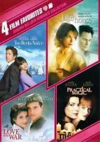 Sandra Bullock Romance Collection: 4 Film Favorites (DVD, 2012, 2-Disc Set) NEW