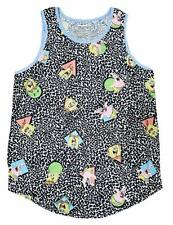 SPONGEBOB Squarepants PATRICK Beach MEN'S New SLEEVELESS Tank Top T-SHIRT Small