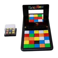 Rubiks Race Magic Block Game Board Game For Family Best Kid Toys New LA