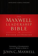 Maxwell Leadership Bible, Revised and Updated by John C. Maxwell