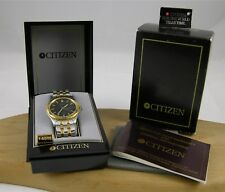 Citizen Mens Watch, 100 Meter with Date - AJ0734-54E - 1996