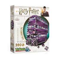 Wrebbit 3D Puzzle Harry Potter: Knight Bus (280pc)
