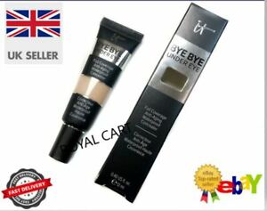 IT Bye Bye Under Eye Full Coverage Anti-Aging Concealer - Fast and Free Delivery
