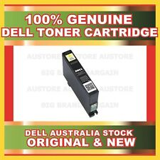 Genuine Original Dell Yellow Series 33 Ink Cartridge GRW63 For V525W V725W New
