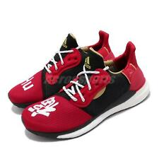 adidas Solar Hu Glide M CNY 2019 Pharrell Chinese New Year Red Men Shoes EE8701