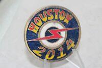 Houston 2014 Challenge Coin