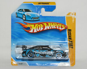 Hot Wheels 2010 Dodge Charger Drift Car - Error Carded as Nissan 370 Z